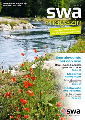 swa Magazin Sommer 2014