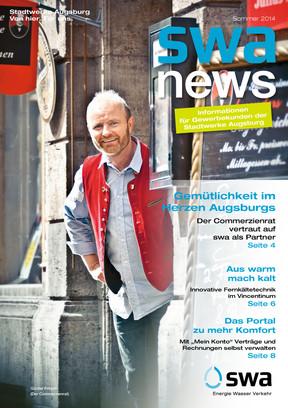 swa News Sommer 2014