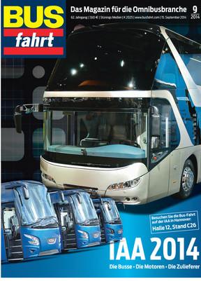 Bus-Fahrt 9/2014
