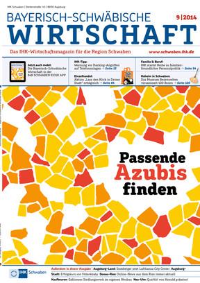 Bayerisch-Schwäbische Wirtschaft 9/2014