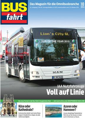 Bus-Fahrt 10/2014