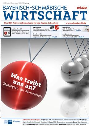 Bayerisch-Schwäbische Wirtschaft 10_2014