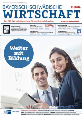 Bayerisch-Schwäbische Wirtschaft 11/2014