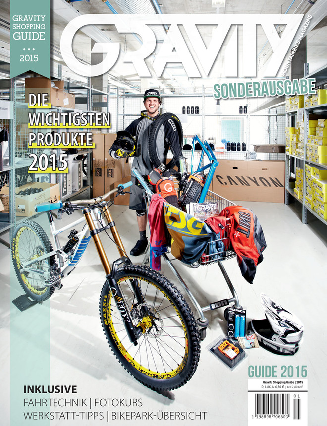 Gravity Shopping Guide 2015