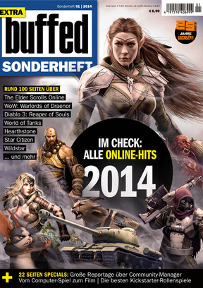 Buffed Sonderheft 01/2014 Onlinehits