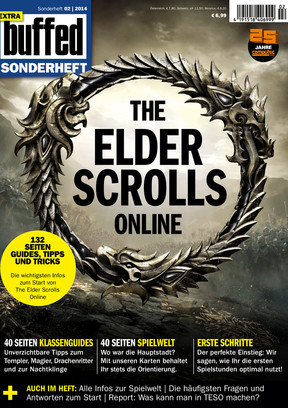 Buffed Sonderheft 02/2014 The Elder Scrolls Online