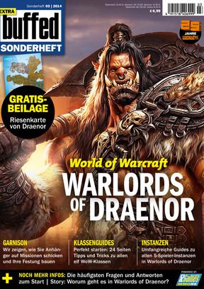 "Buffed Sonderheft ""Warlords of Draenor"""