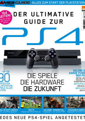 "Games Aktuell Guide ""Playstation4"""