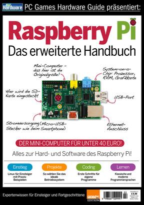 """Raspberry Pi """"Erweitertes Handbuch"""""""