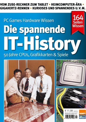 "PCGH WISSEN ""IT-History"""