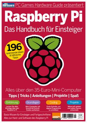 """PCGH Guide """"Raspberry Pi"""""""