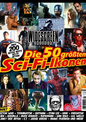 Widescreen Insider - Die 50 größten Sci-Fi-Ikonen