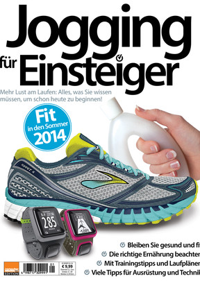 Computec Edition Sport Bookazine 01/2014 Jogging für Einsteiger