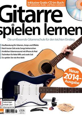 "CE Musik ""Gitarre spielen lernen"""