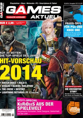 Games Aktuell 02/2014