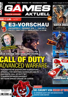 Games Aktuell 06/2014