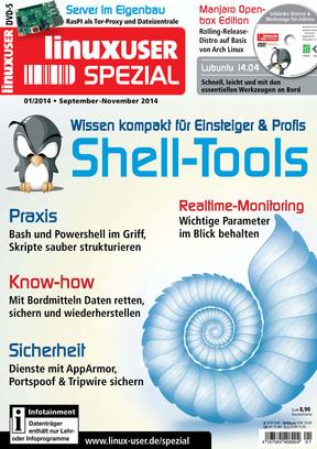 LinuxUser SPEZIAL 01/2014
