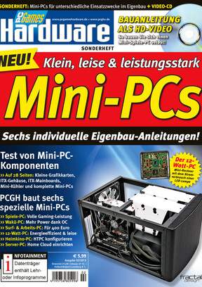 PCGH SH - Mini PC´s