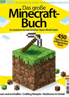 Bookazine Mincecraft Handbuch