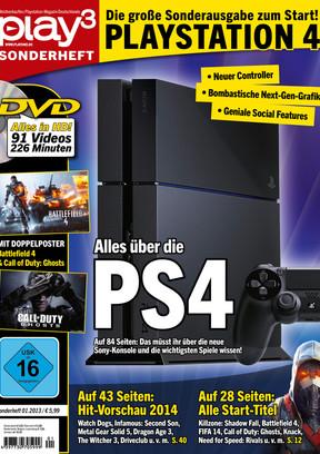 Play3 Sonderheft 01/2013