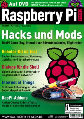 Raspberry Pi Geek 06/2014
