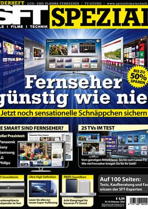 SFT Spezial 01/2014 TV Sonderheft