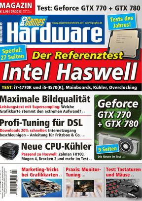 PC Games Hardware 07/2013