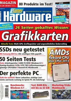 PC Games Hardware 09/2013