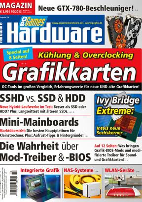 PC Games Hardware 10/2013