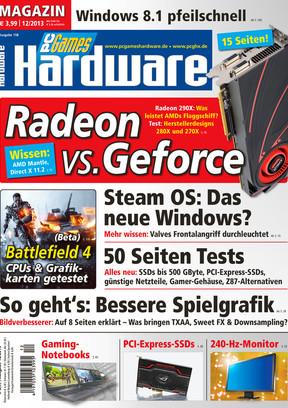 PC Games Hardware 12/2013