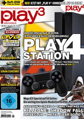 Play3 08/2013