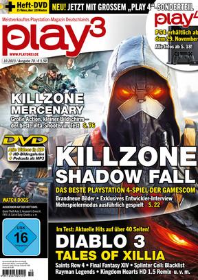 Play3 10/2013