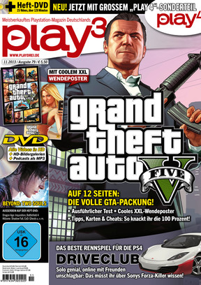 Play3 11/2013