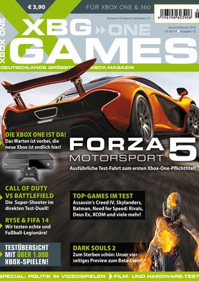 XBG Games 01-02/2014
