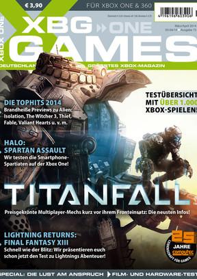 XBG Games 03-04/2014