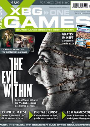 XBG Games 09-10/2014