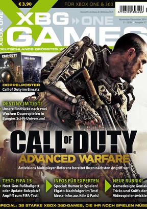 XBG Games 11-12/2014