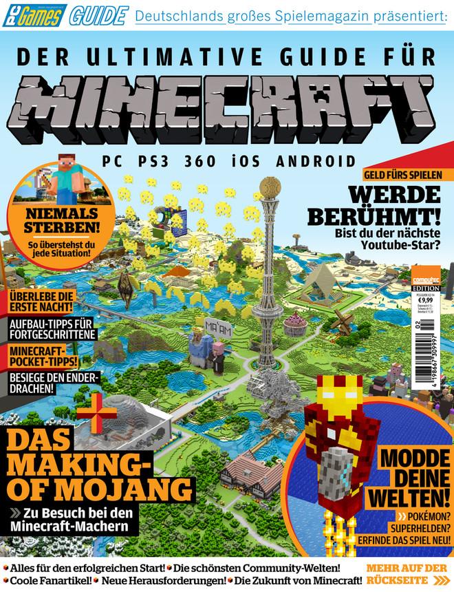 Minecraft Guide V PC Games - Minecraft pc mit ps3 spielen