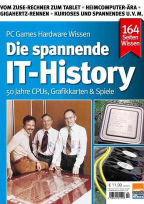 "Computec Edition - PCGH PCGH WISSEN ""IT-History"""