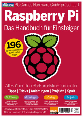 "Computec Edition - PCGH PCGH Guide ""Raspberry Pi"""