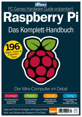 Computec Edition - PCGH PCGH GUIDE Bookazine 04/2014 Raspberry Pi: Das Komplett-Handbuch