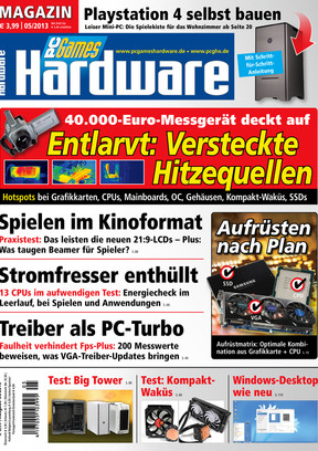 PC Games Hardware 05/2013