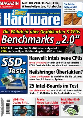 PC Games Hardware 06/2013