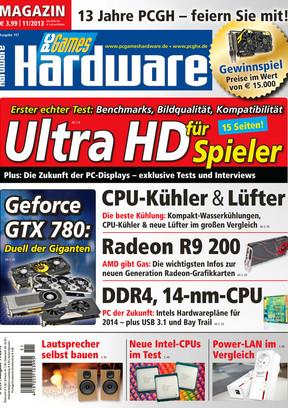 PC Games Hardware 11/2013