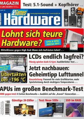 PC Games Hardware 02/2014