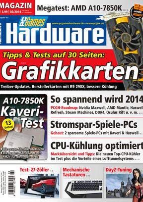 PC Games Hardware 03/2014