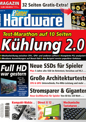 PC Games Hardware 05/2014