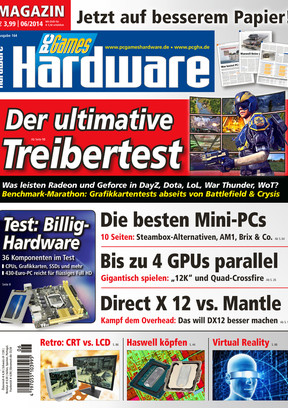 PC Games Hardware 06/2014