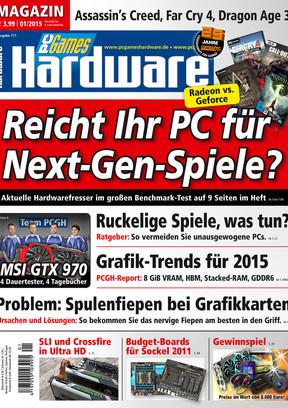 PCGH 01/2015