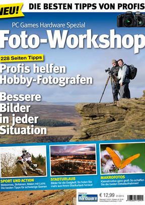 "PC Games Hardware Sonderheft PCGH SPEZIAL ""Foto Workshop"""